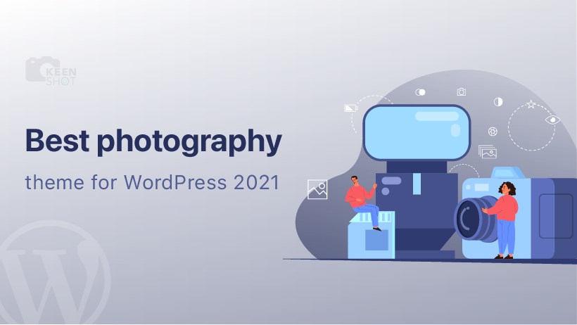 Best photography themes for WordPress 2021