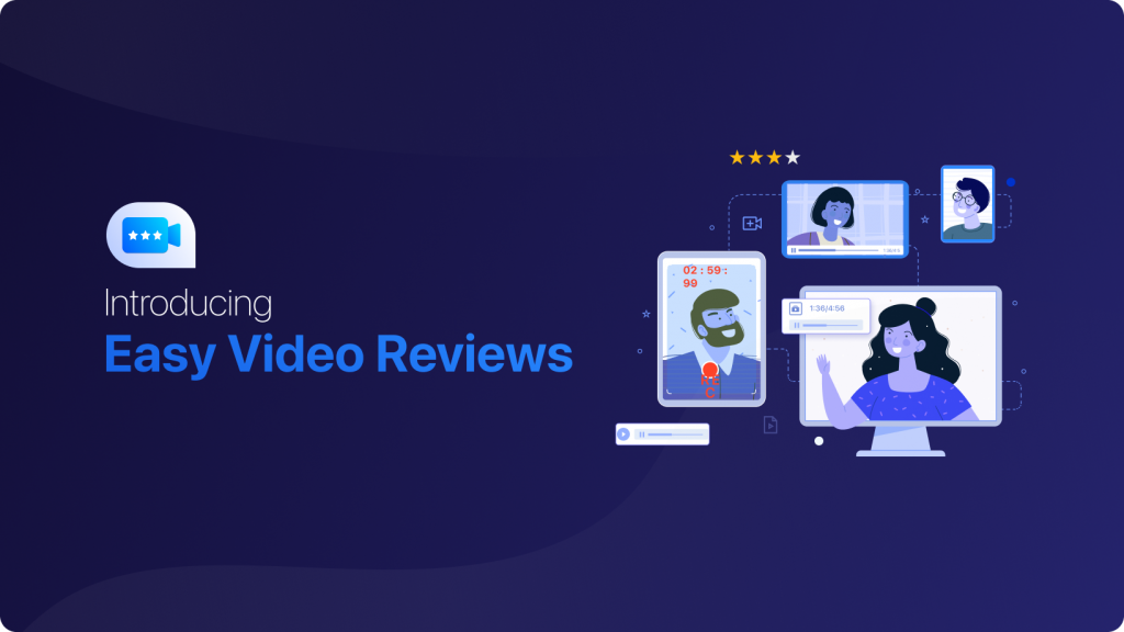 Introducing Easy Video Reviews - Video Testimonial Plugin for WordPress to Showcase Your Product Reviews for Social Proof 2021